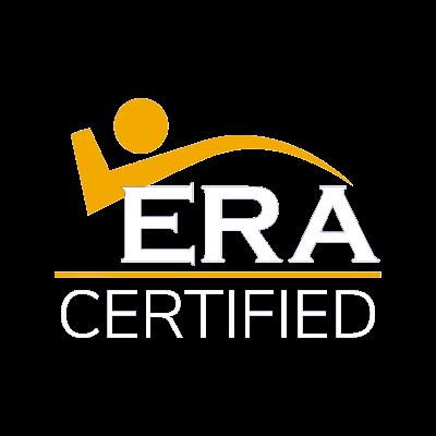 era certified white
